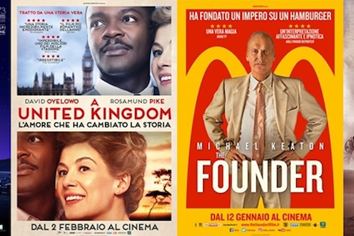 Le novità nei cinema di Milano in lingua orginale del weekend (17-19 febbraio)