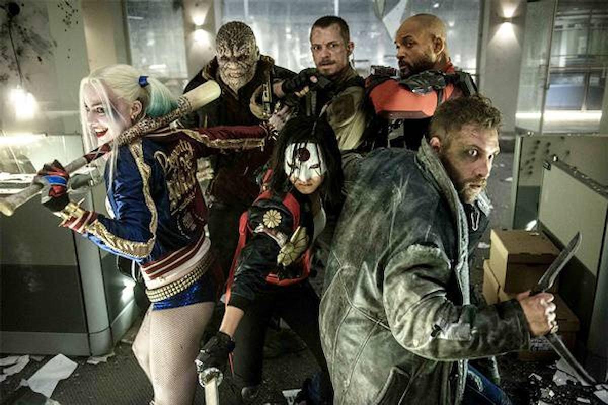 Film: Suicide Squad. Un bizzarro gruppo di eroi per salvare il mondo