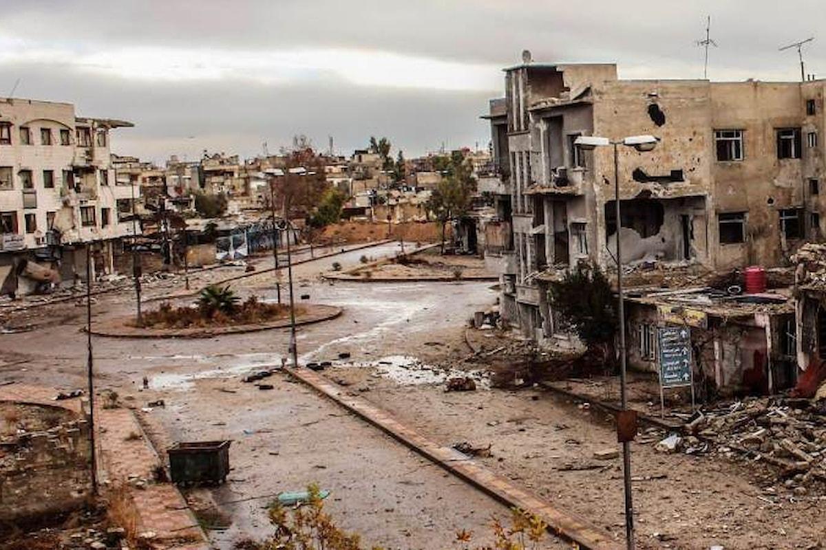 I bombardamenti nel Ghuta hanno causato finora oltre 400 vittime