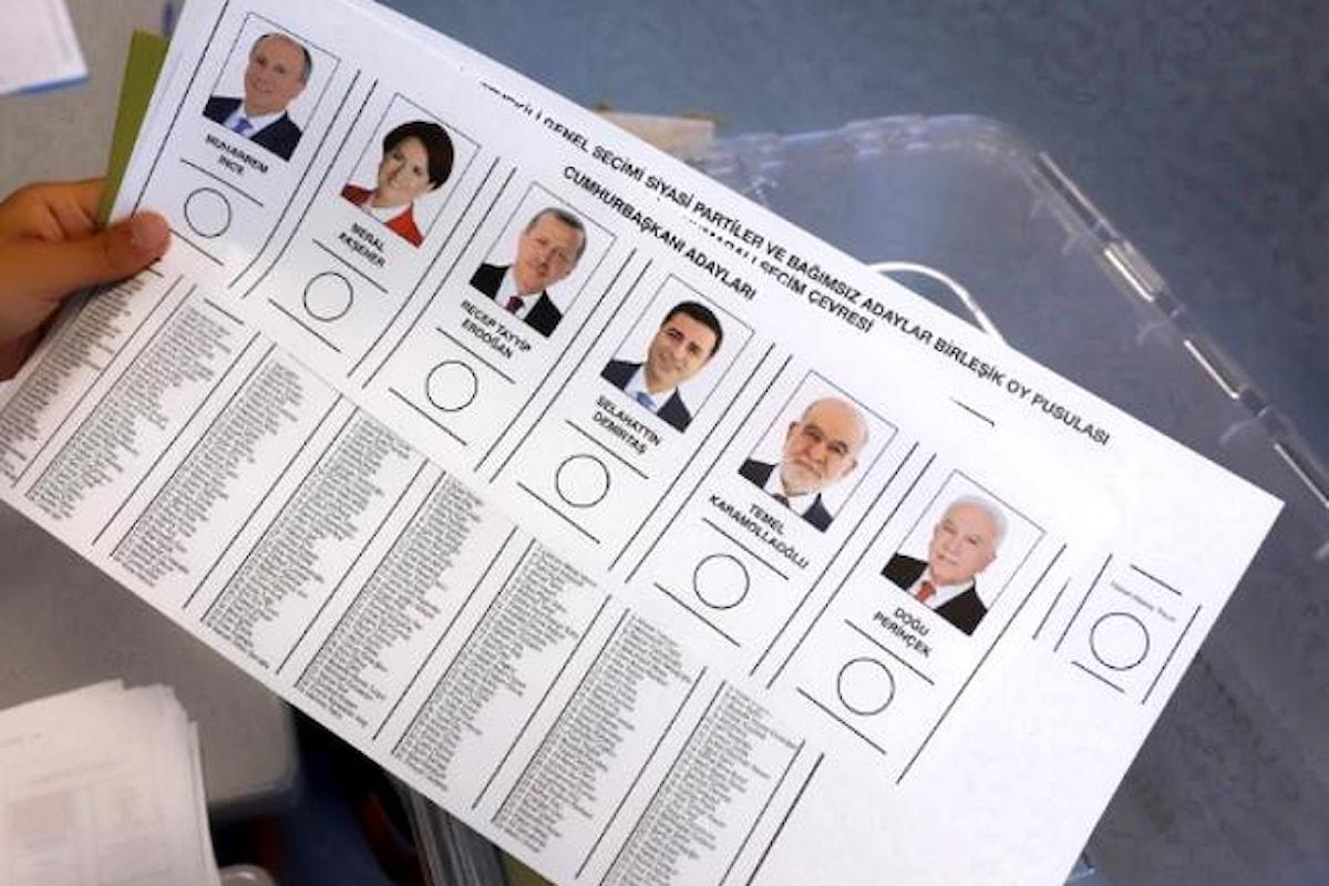 La Turchia al voto per eleggere Presidente e Parlamento