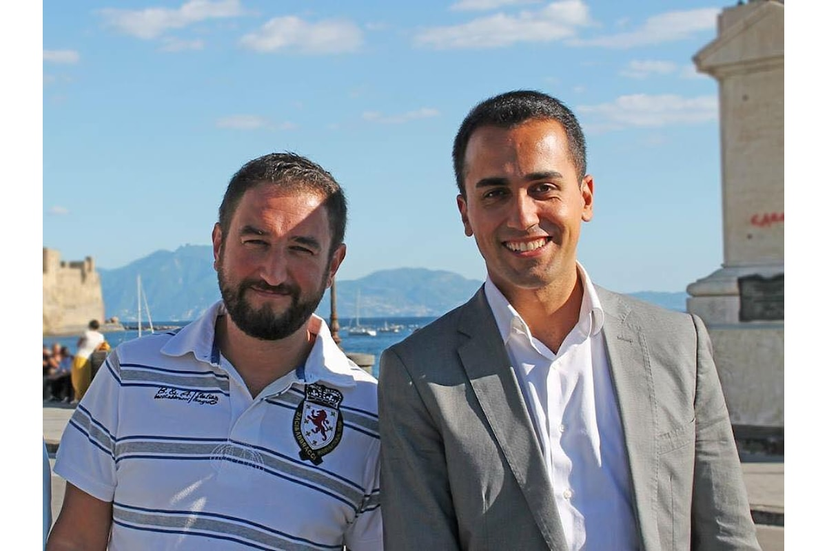 Foto del boss Giuseppe Corona con Di Maio e Cancelleri, solo false e meschine insinuazioni