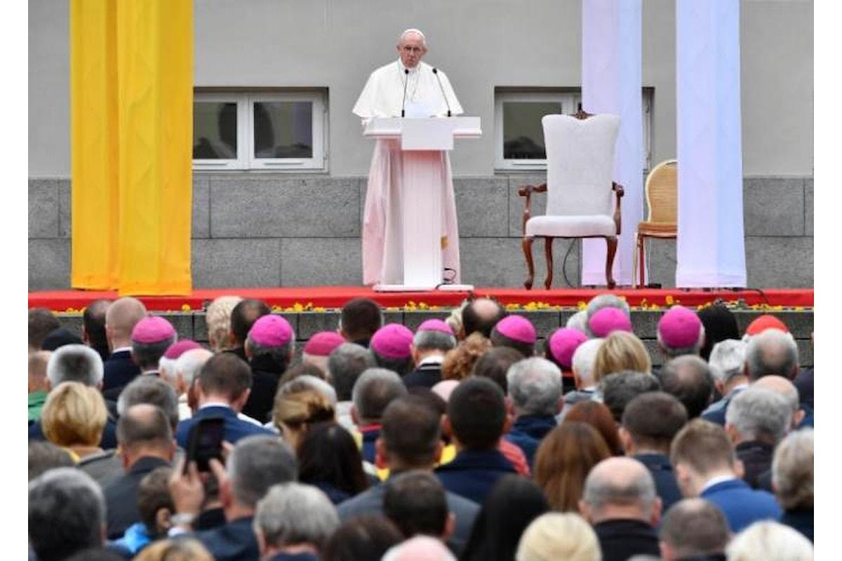 Dal 22 al 25 settembre, il viaggio apostolico del Papa in Lituania, Lettonia ed Estonia