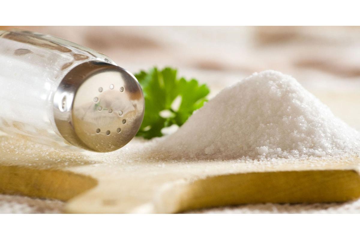 Incidenza del sale nella nostra dieta
