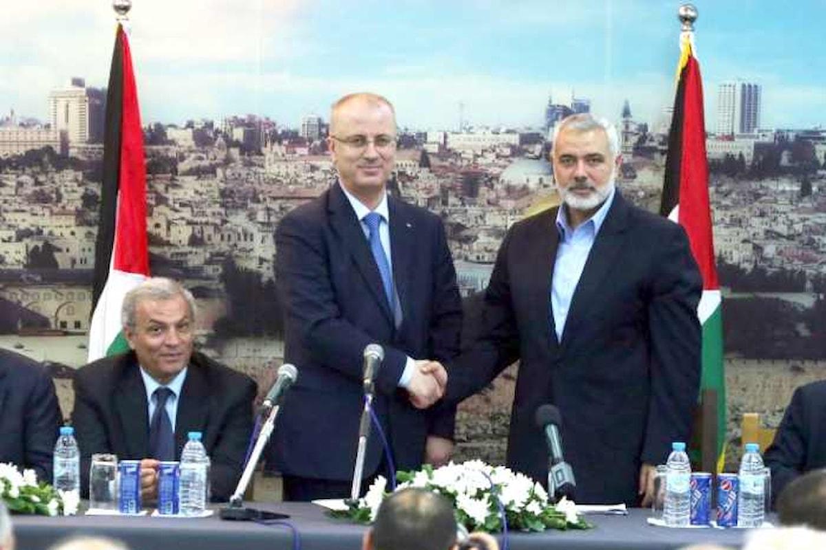Palestina, iniziato ufficialmente il processo di riunificazione tra i governi di Gaza e Cisgiordania