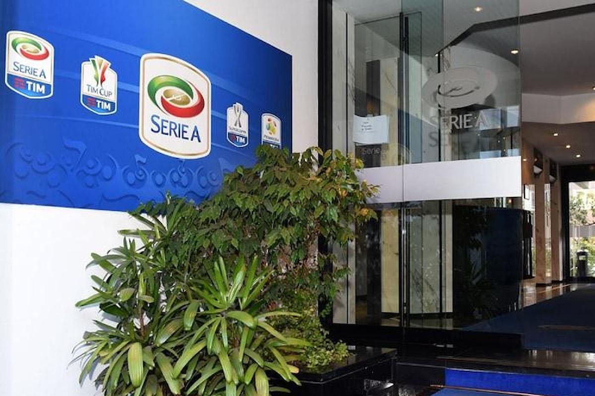 Le nuove basi d'asta per acquisire i diritti della Serie A per il triennio 2018-2021