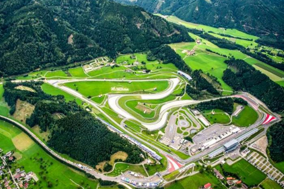 Niente pausa per la MotoGP. Domenica si corre il Gran Premio d'Austria sul Red Bull Ring di Spielberg