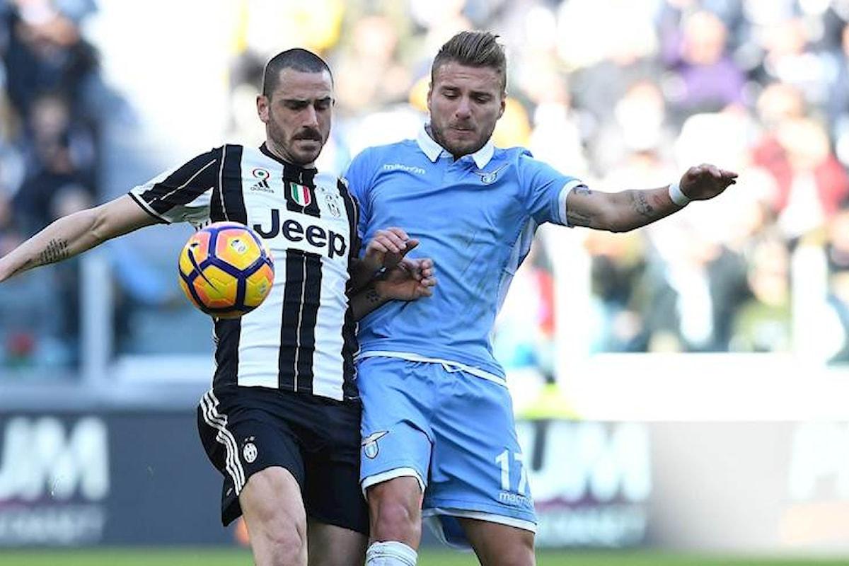 Probabili formazioni Juve-Lazio finale Tim Cup