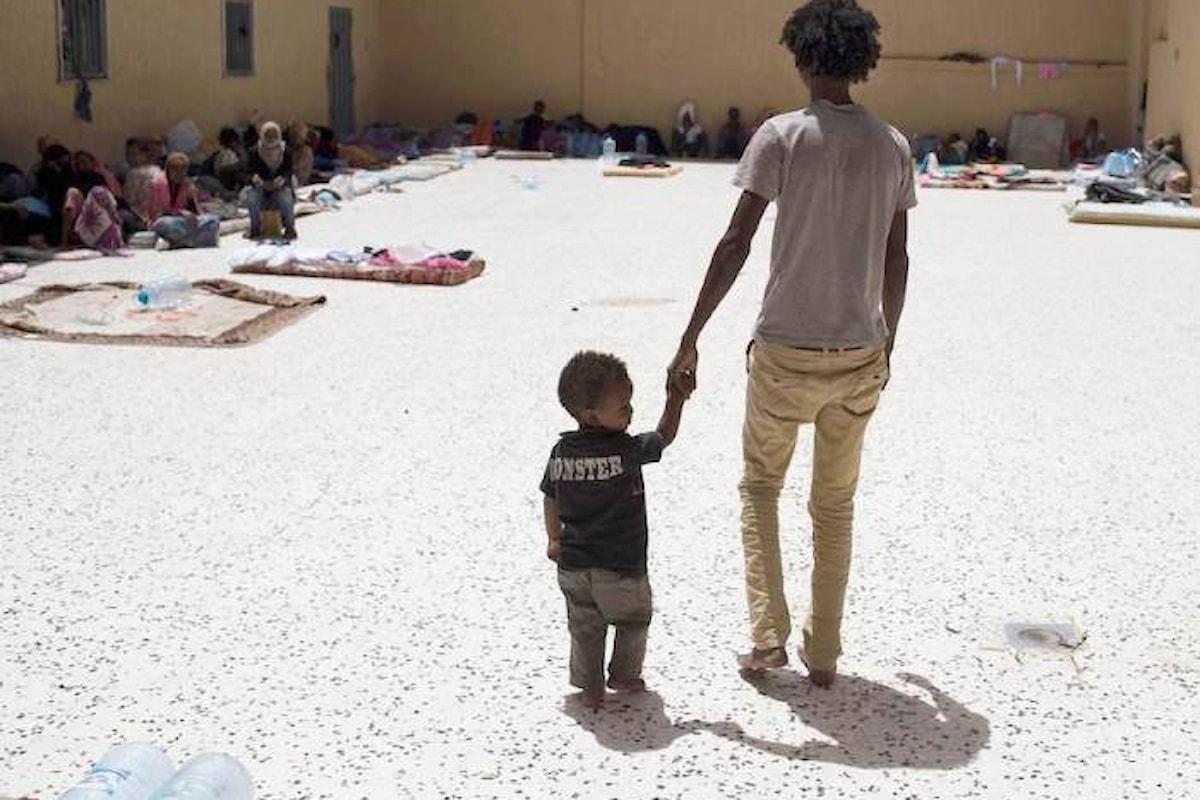 Ma dopo esser stati riportati a terra in Libia che fine fanno i migranti salvati in mare?