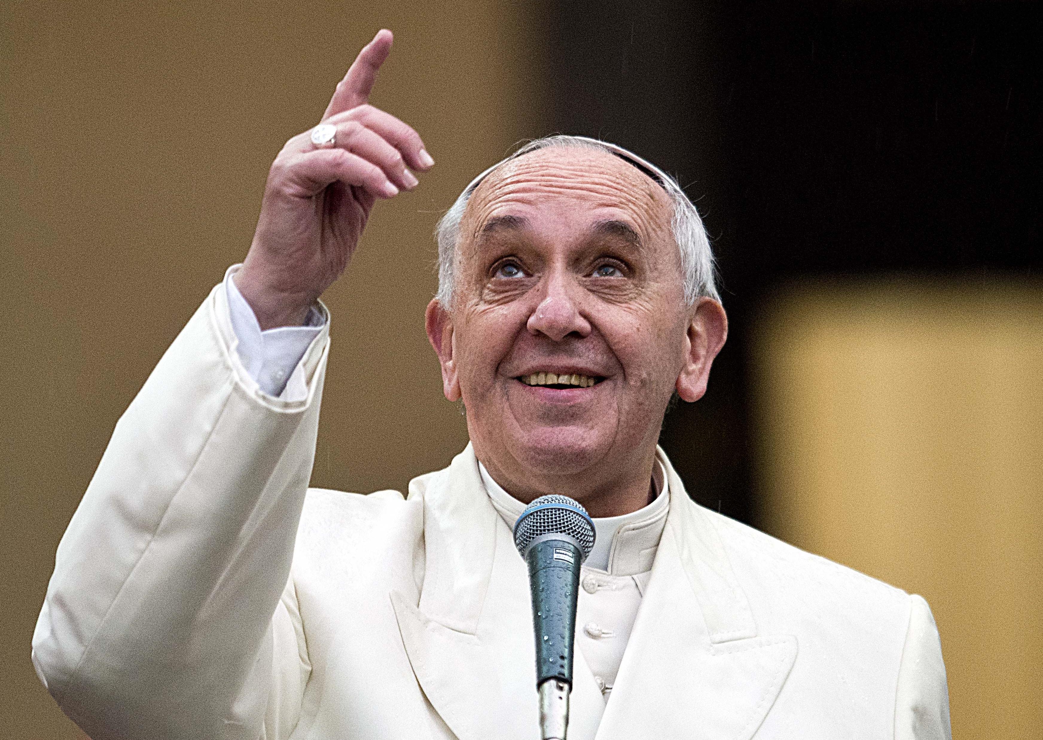 Il TG1 sempre più vaticano dipendente