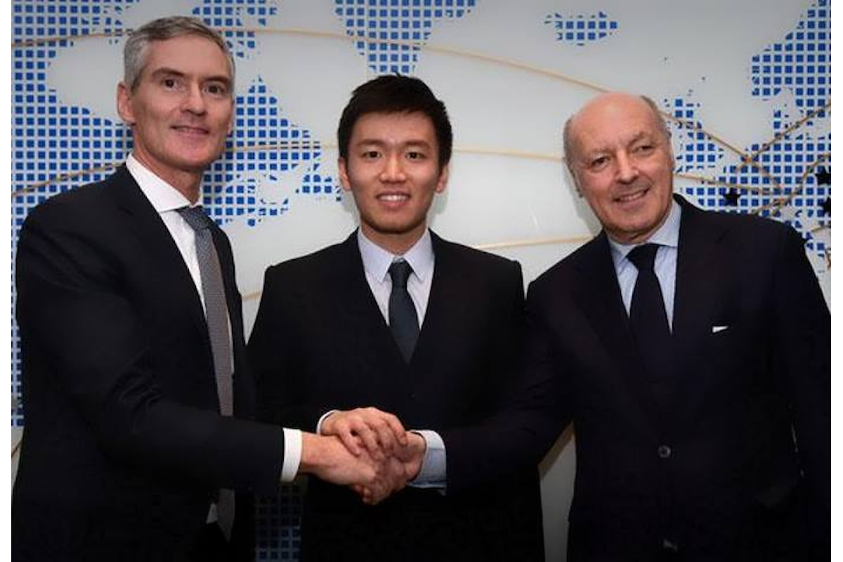 Marotta nominato nuovo amministratore delegato dell'Inter per l'area sport