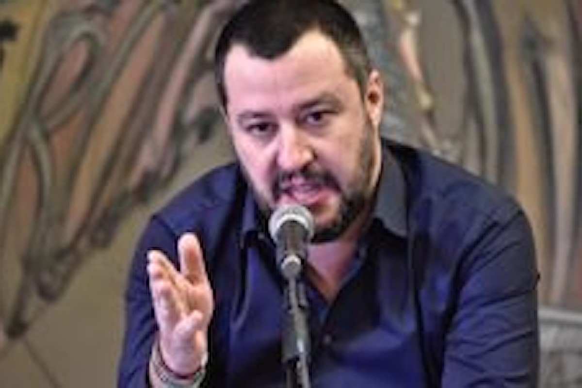 L'inchiesta Consip e la reazione di Matteo Salvini