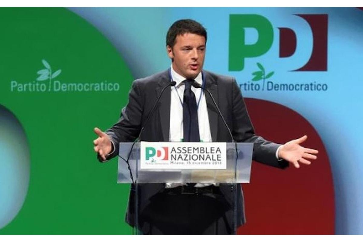 E adesso occupiamoci di nuovo del Pd, sabato l'Assemblea nazionale a Roma