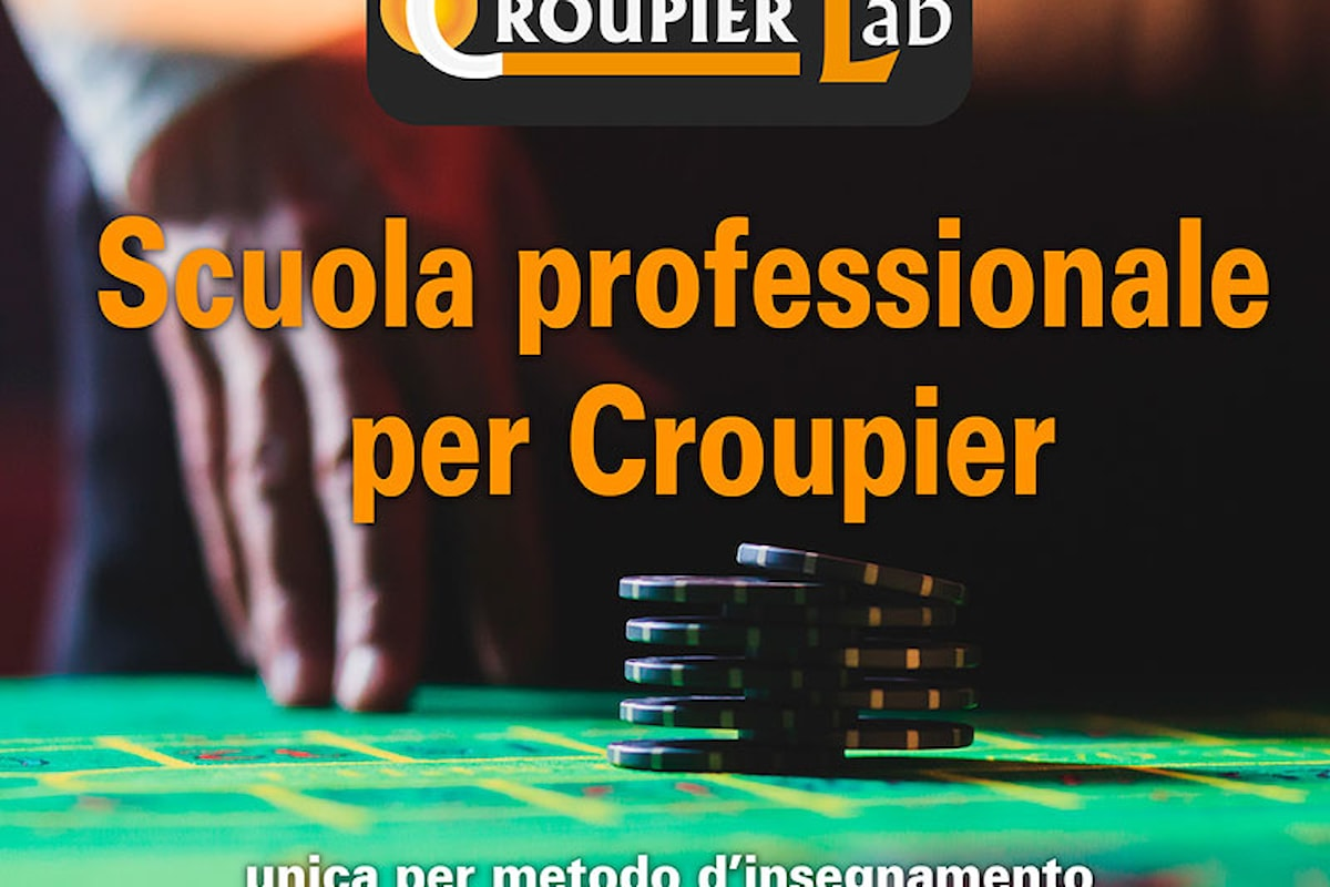 Croupier Lab - scuola professionale per croupier - trova lavoro ai giovani in Europa