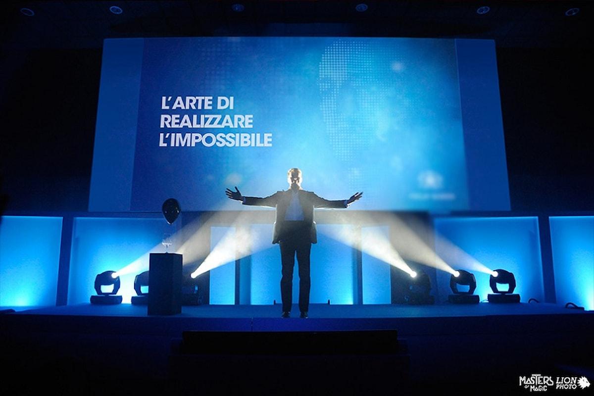 Walter Rolfo e L'arte di realizzare l'impossibile al Teatro Manzoni Milano