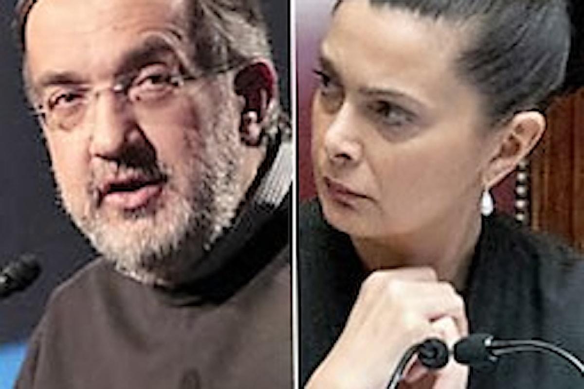 Boldrini e Marchionne, due facce della stessa medaglia