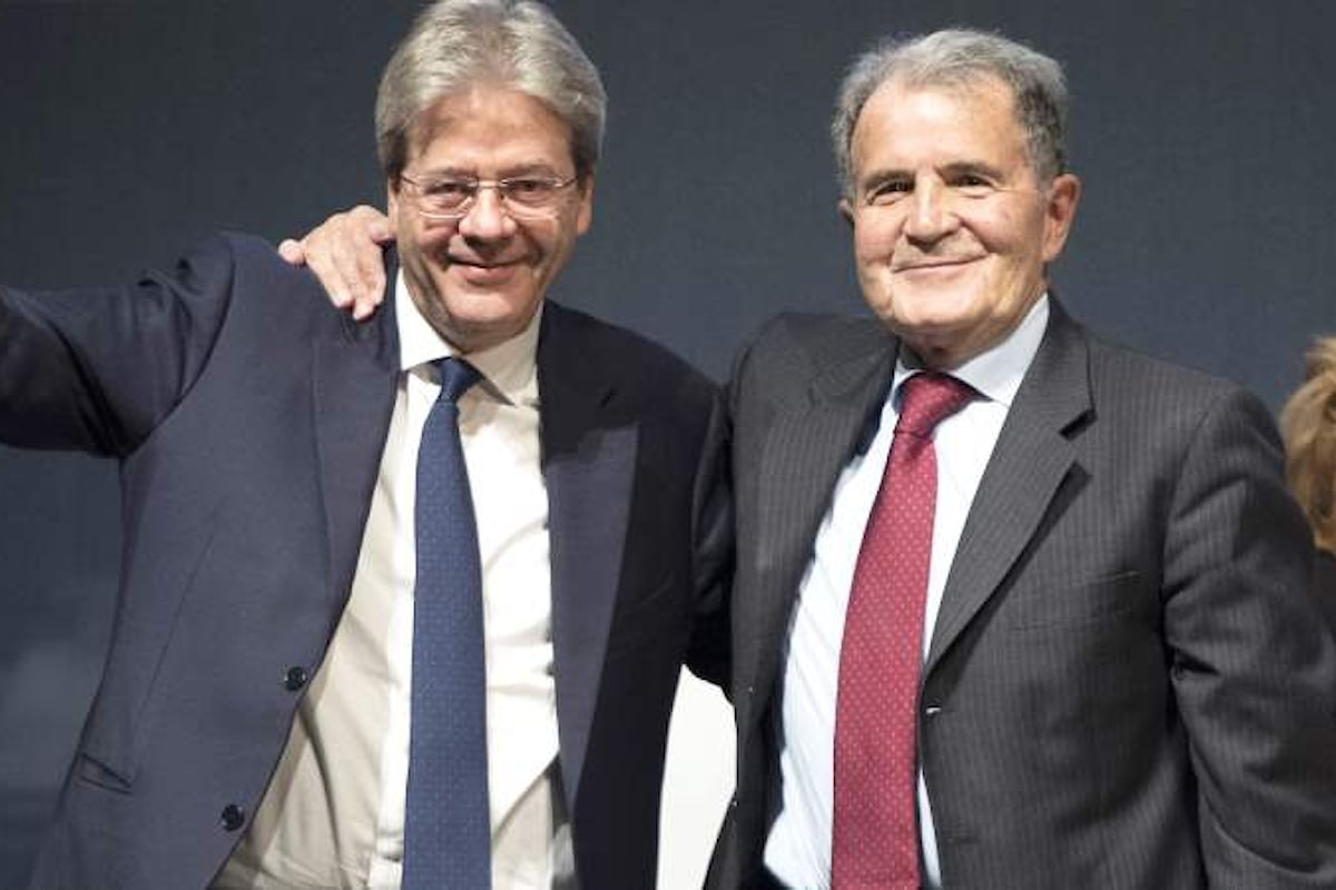 Prodi vota la coalizione di centrosinistra, ma non il Partito Democratico