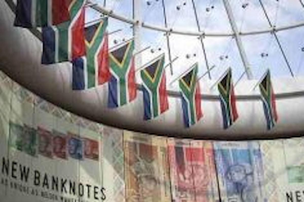 Inflazione e dati macro danno una spinta allo ZAR