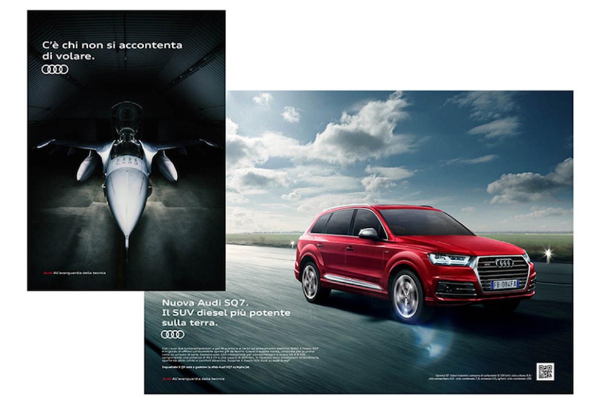 Pubblicità Audi: SQ7