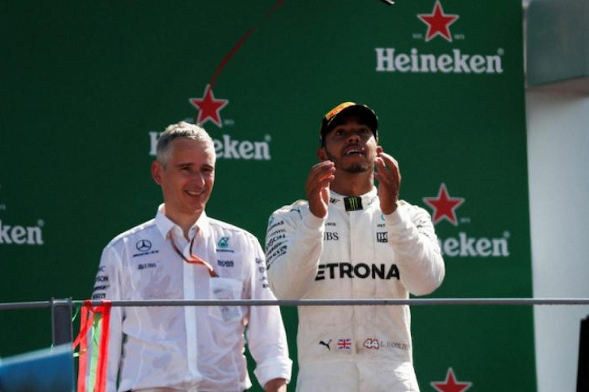 Formula 1. Hamilton vince a Monza e torna in testa al mondiale con tre punti di vantaggio su Vettel