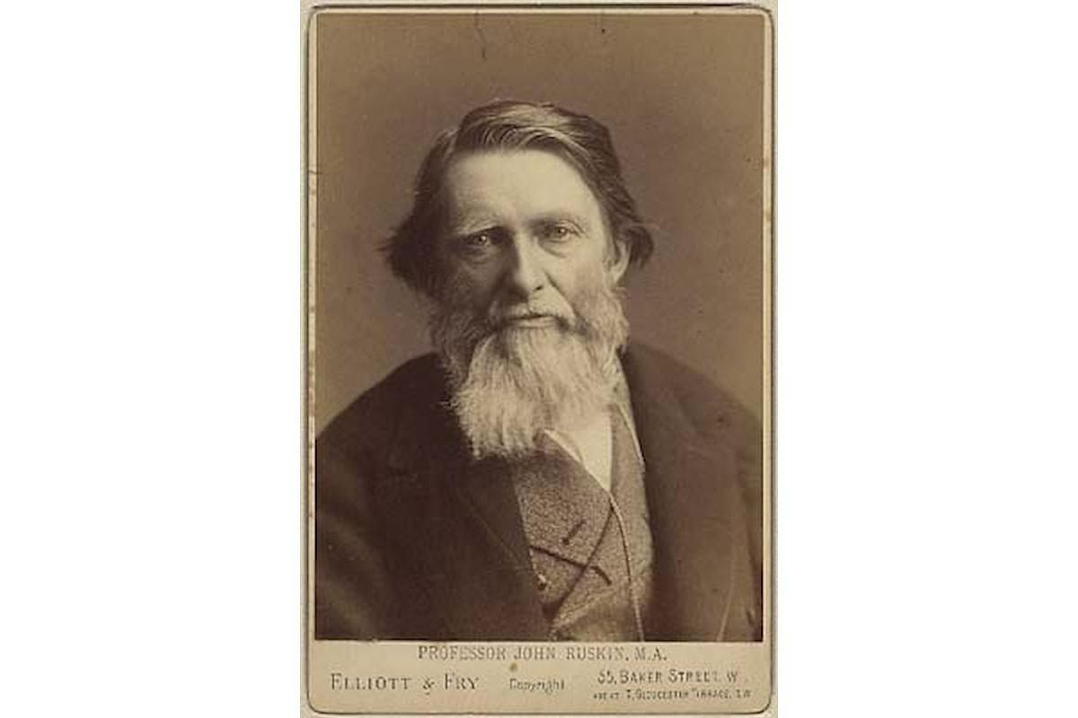 Premio La Calcina John Ruskin: tanti scritti d architettura di grande spessore