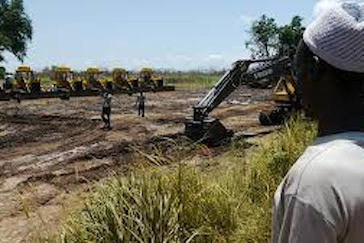 Land Grabbing, Stati e multinazionali si accaparrano le terre fertili del mondo