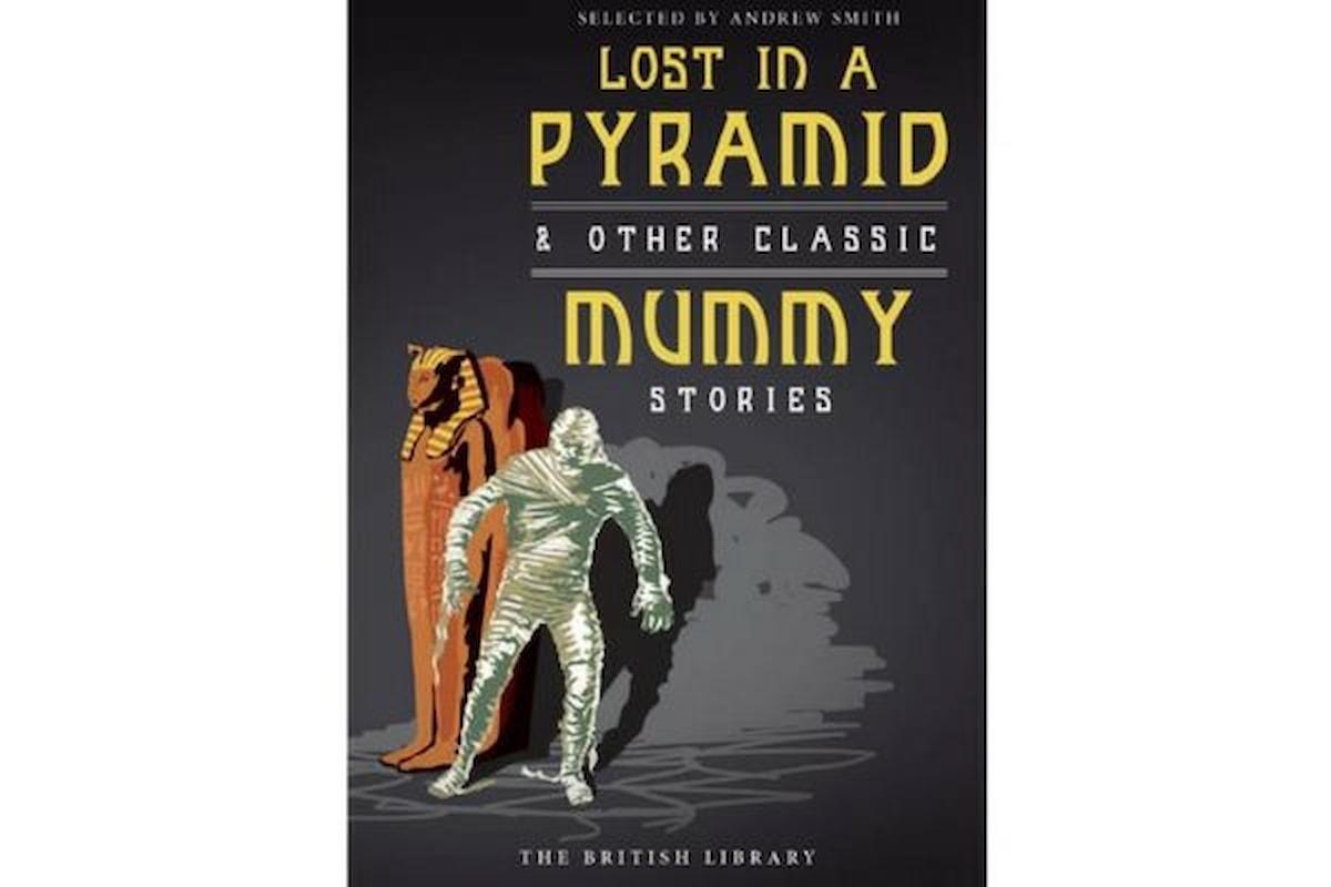 Libri: Storie di mummie. Perduti dentro una piramide
