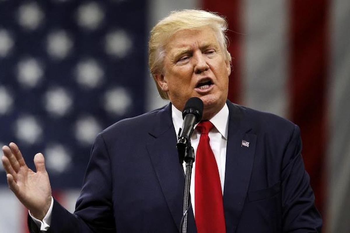 Oltre che ai migranti Trump dichiara guerra anche ai ristoranti
