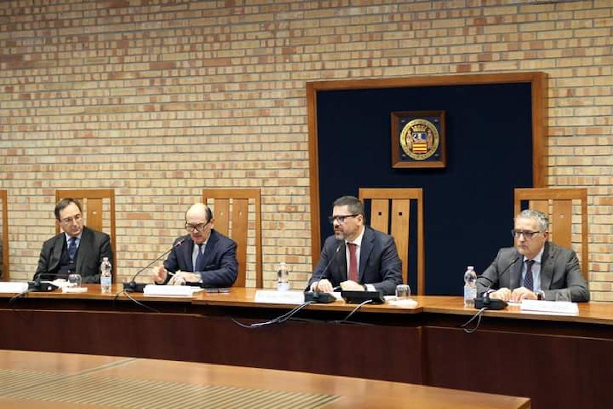 UNISA: inaugurato l'Osservatorio multidisciplinare per il contrasto alla criminalità organizzata e al terrorismo