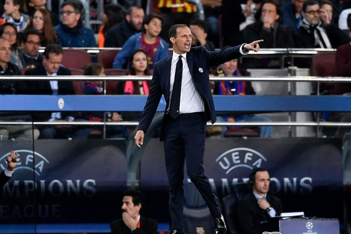 Juventus, c'è l'offerta milionaria del PSG, adesso Allegri tentenna