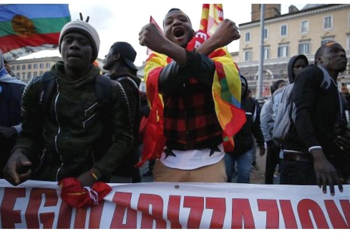 Doxa ci fa sapere che cosa pensano gli italiani del fenomeno immigrazione