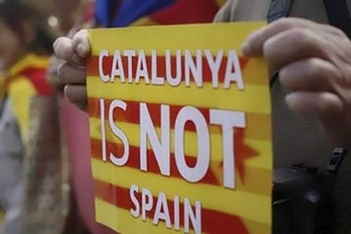 Spagna, si avvicina la scadenza del 1 ottobre per il referendum indipendentista voluto dai catalani