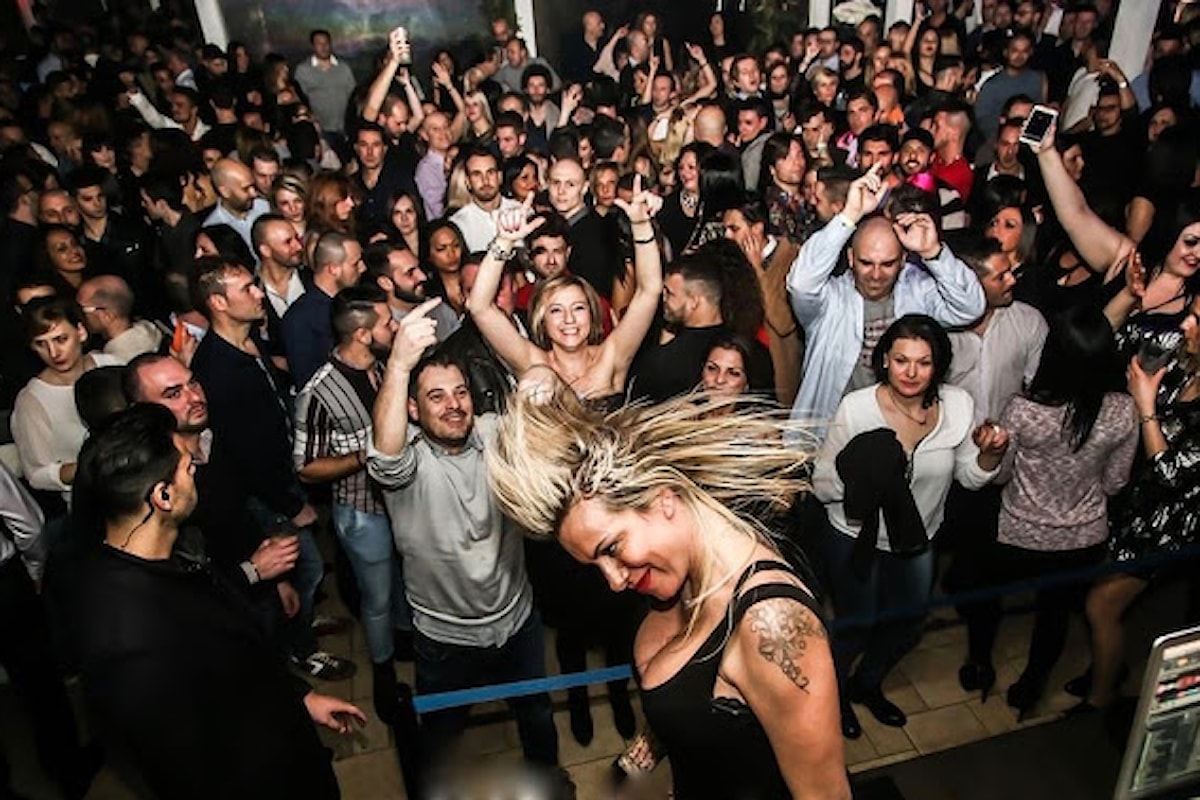 5/5 White Party, 7/5 Dite, domenica infernale: l'estate inizia al Pelledoca Milano