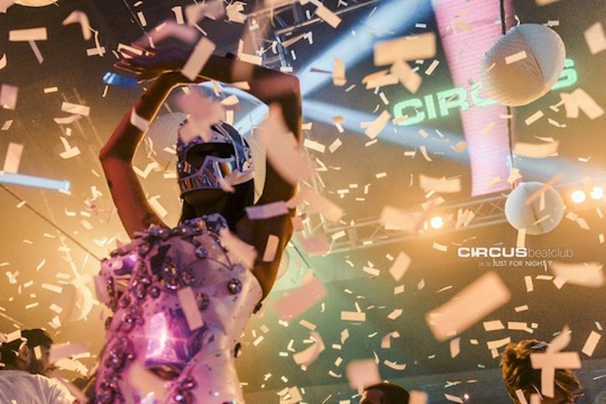 Circus beatclub Brescia: 21/04 Simone Cattaneo, 22/04 Oyadi, 23/04 Rehab 24/04 Spring Break