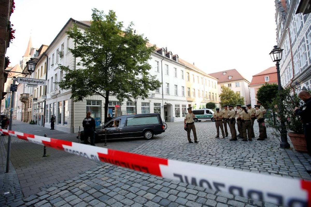 Ancora terrore in Baviera. Un siriano si fa esplodere durante un concerto ad Ansbach