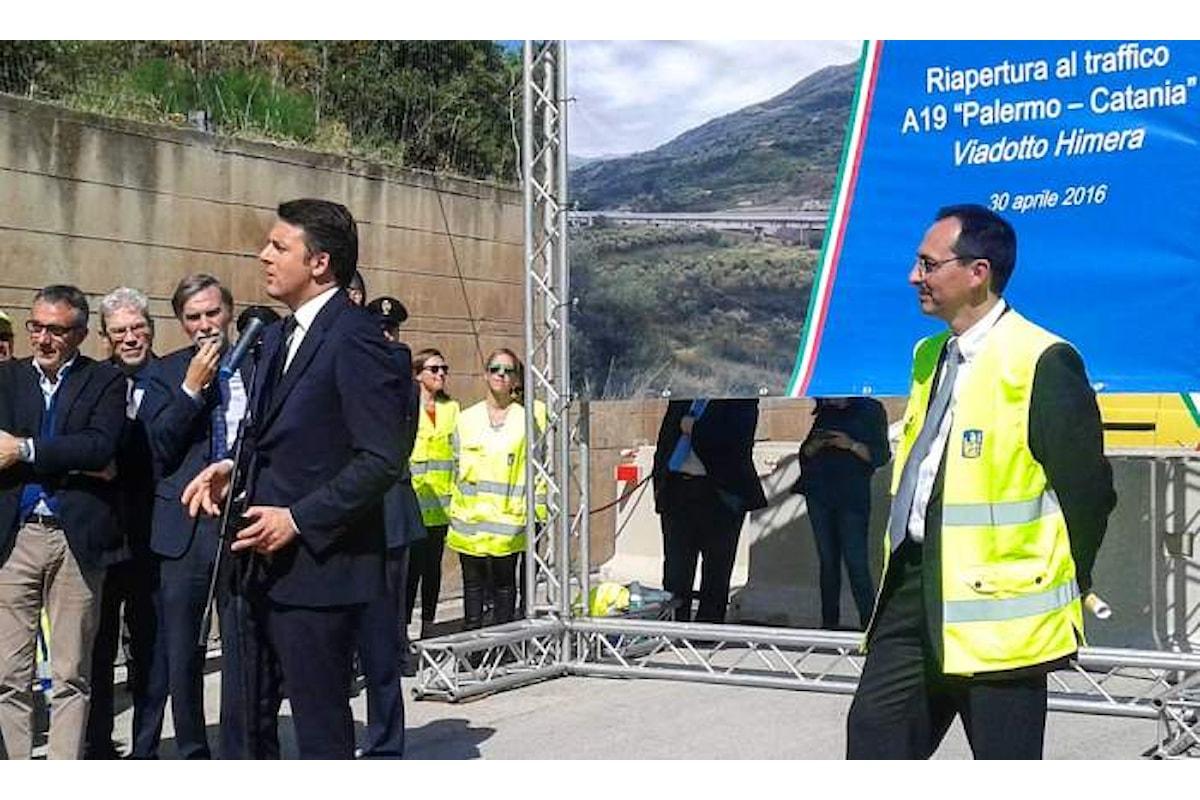 Le inaugurazioni di Matteo Renzi aprono la campagna elettorale per le amministrative 2016