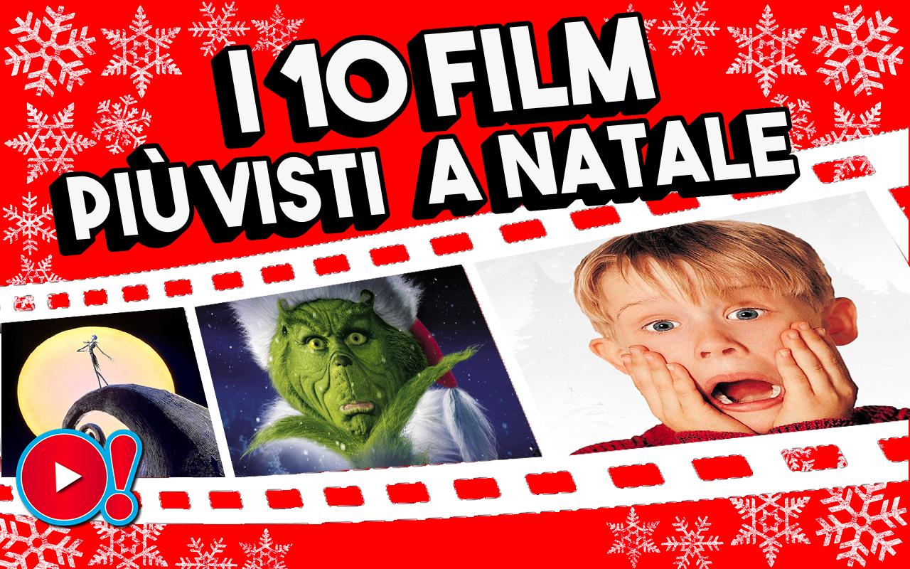 I 10 film di Natale più famosi da non perdere!