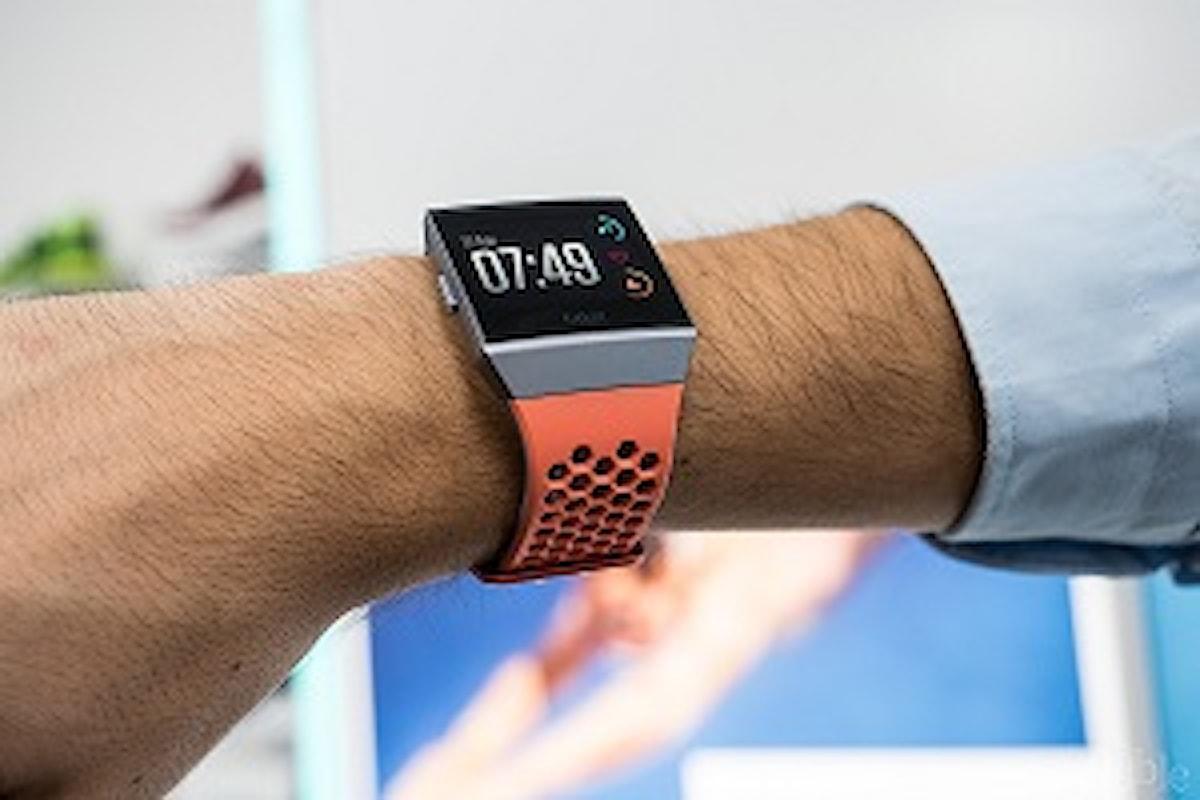 Fitbit Ionic, presentato il primo Smartwatch Fitbit