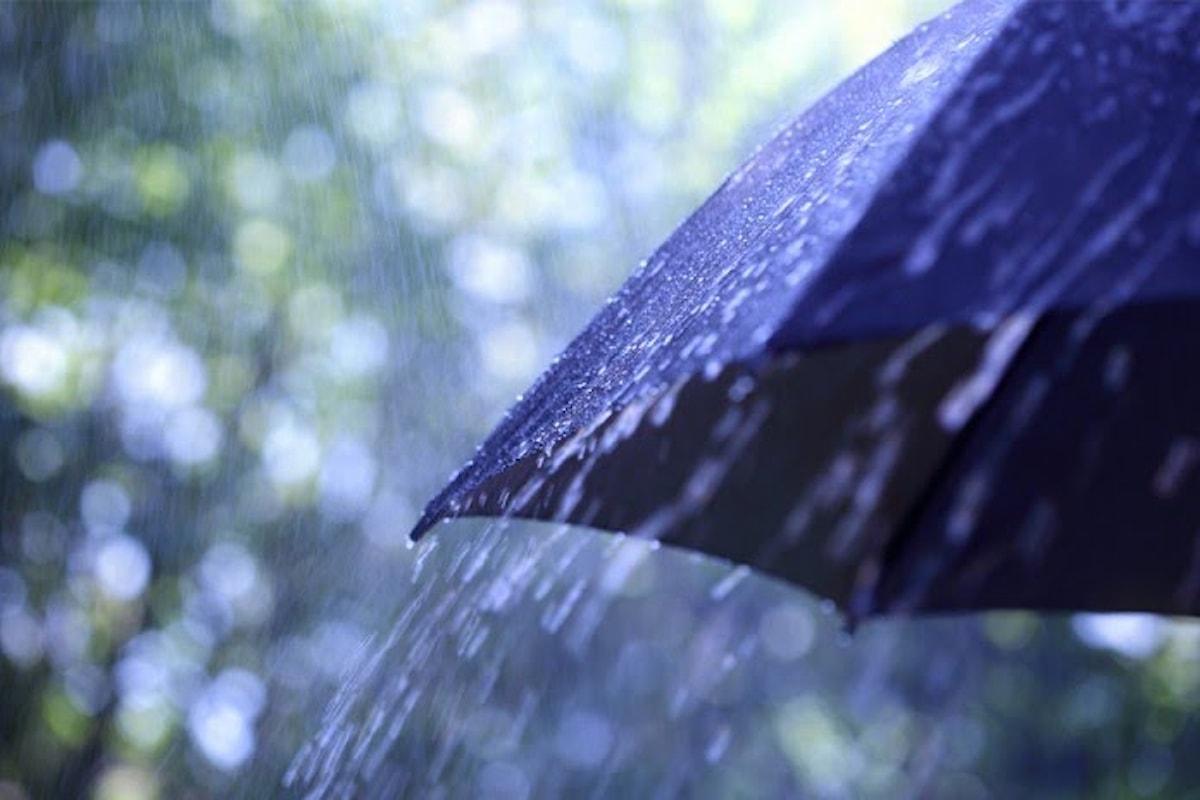 Campania: allerta meteo della Protezione Civile