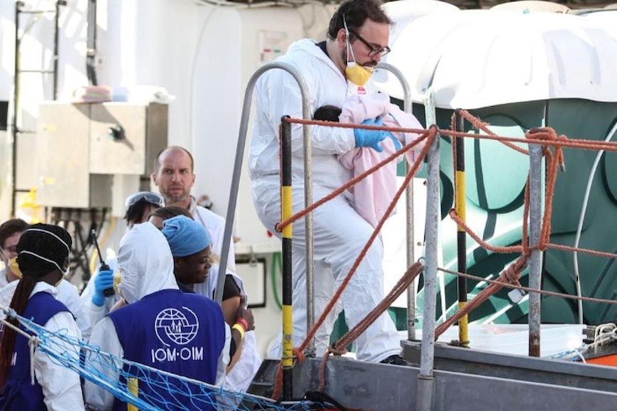64 il numero dei migranti morti in mare nel giorno dell'Epifania