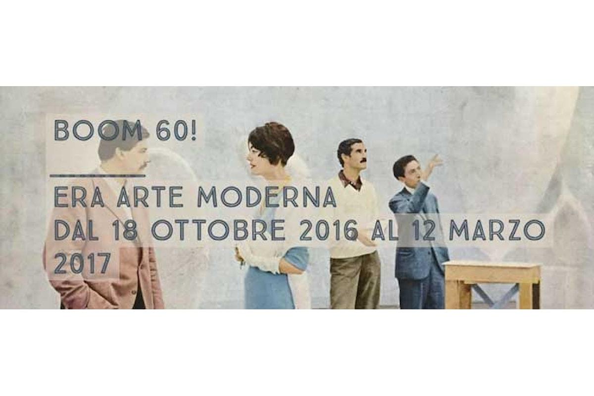 Cose da fare oggi a Milano: scoprire la mostra BOOM 60! Era arte moderna