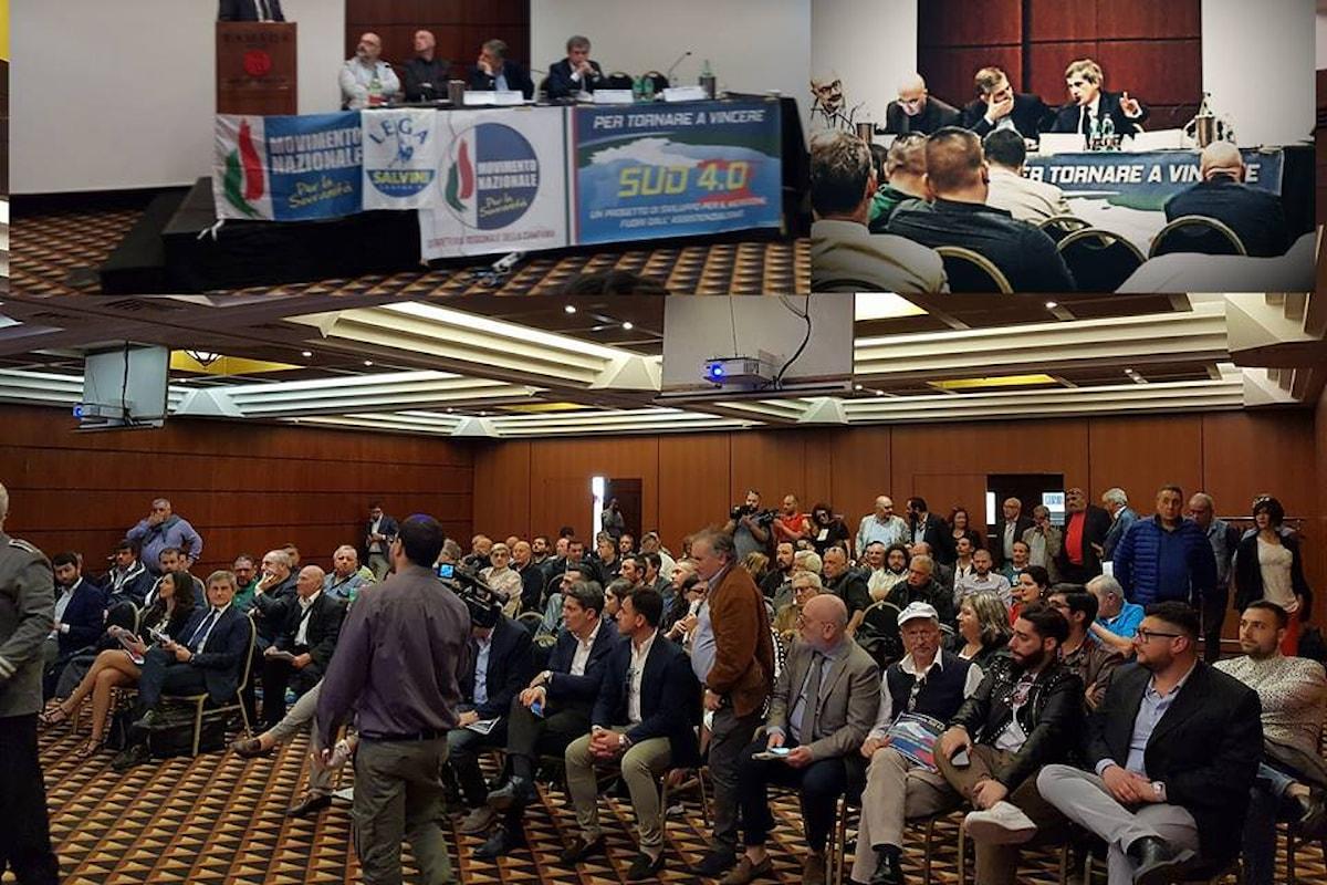 Sud 4.0: politiche di sviluppo per il Meridione