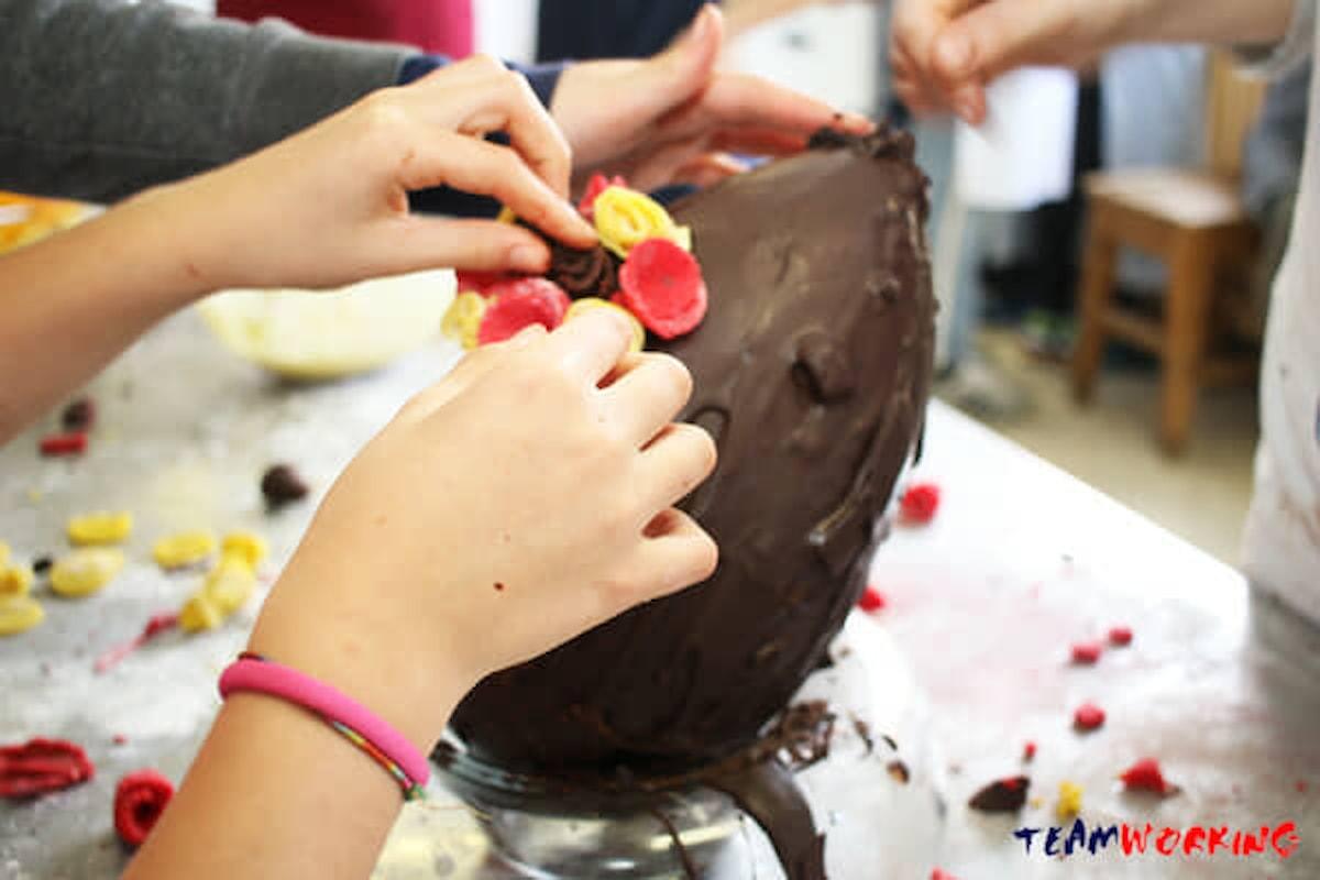 Pasqua in ufficio: tra festa e Team Building Sociale