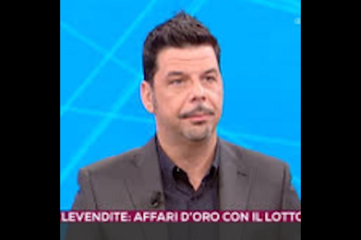 Mi Manda Rai Tre: Salvo Sottile dice due numeri a casaccio ed escono al Lotto