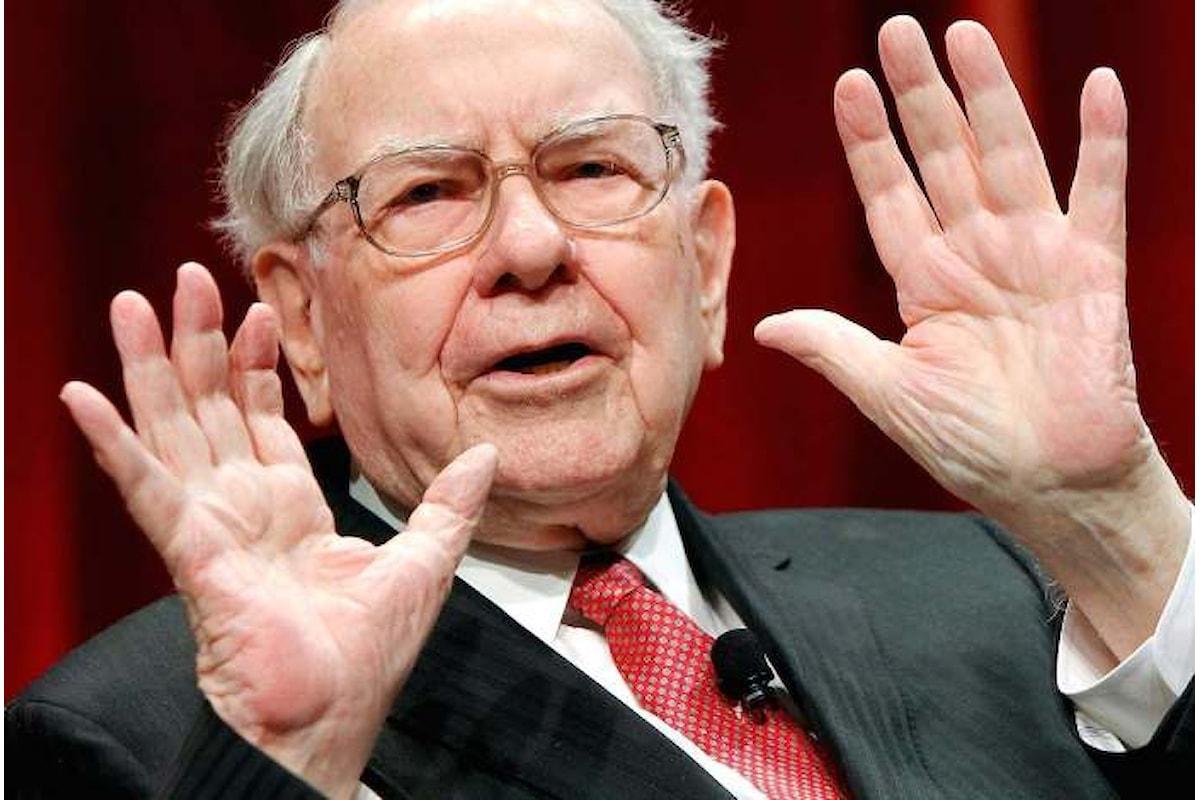 Per Buffet il bitcoin è veleno per topi... al quadrato
