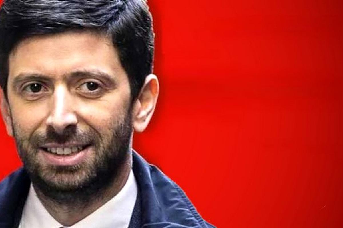 Roberto Speranza annuncia una costituente per un partito della Sinistra per il 19 novembre