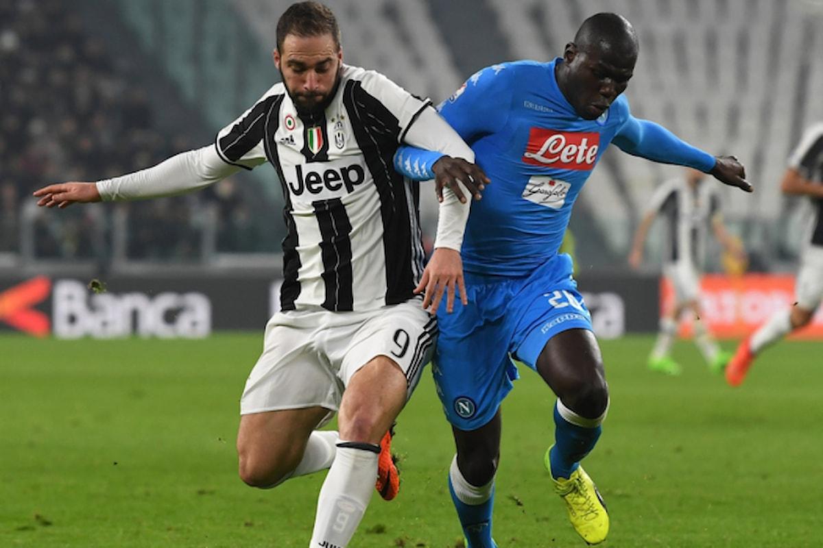 Napoli-Juventus è l'essenza del calcio
