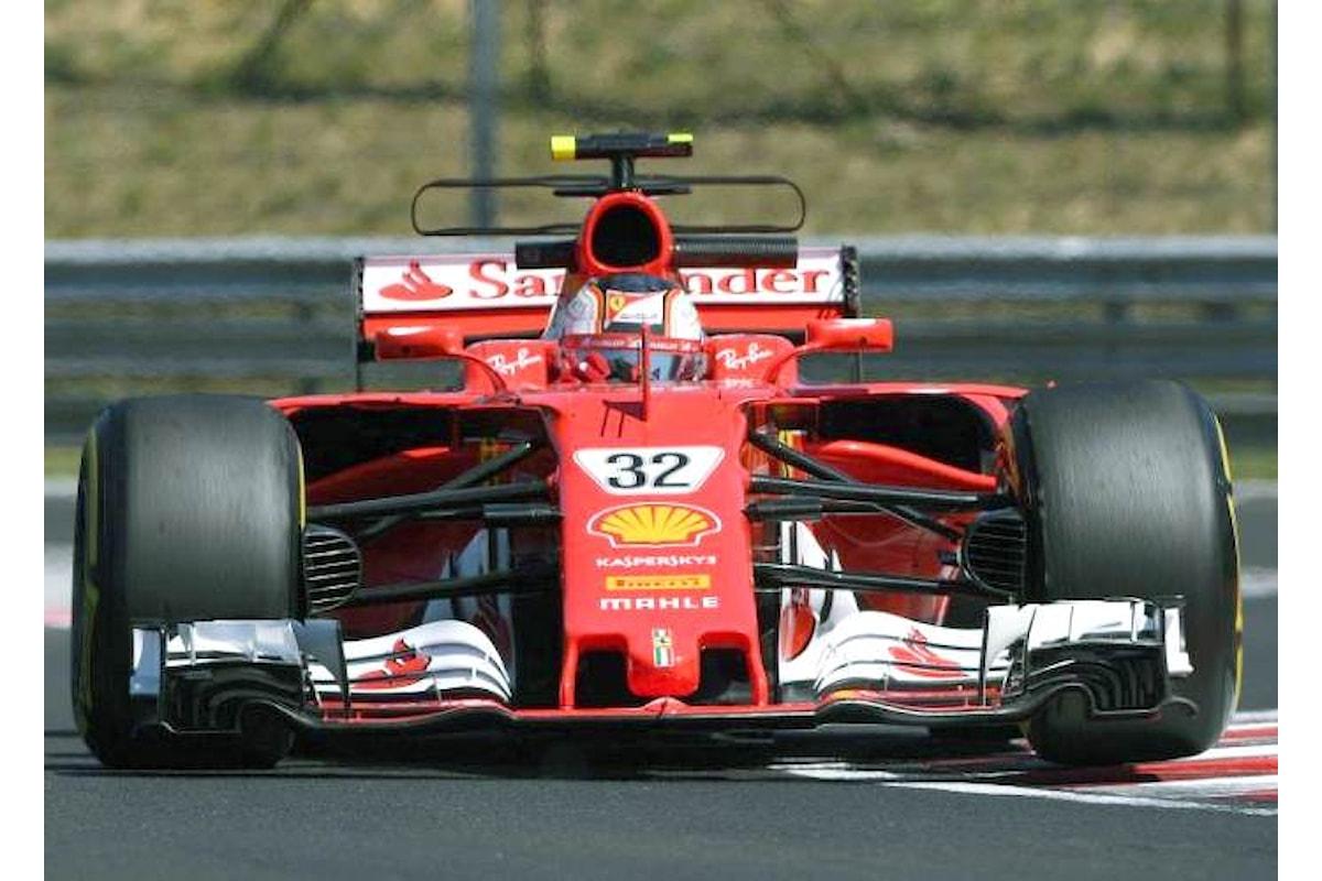 Si sono scambiati di posto, nel 2019 Leclerc alla Ferrari, Raikkonen alla Sauber