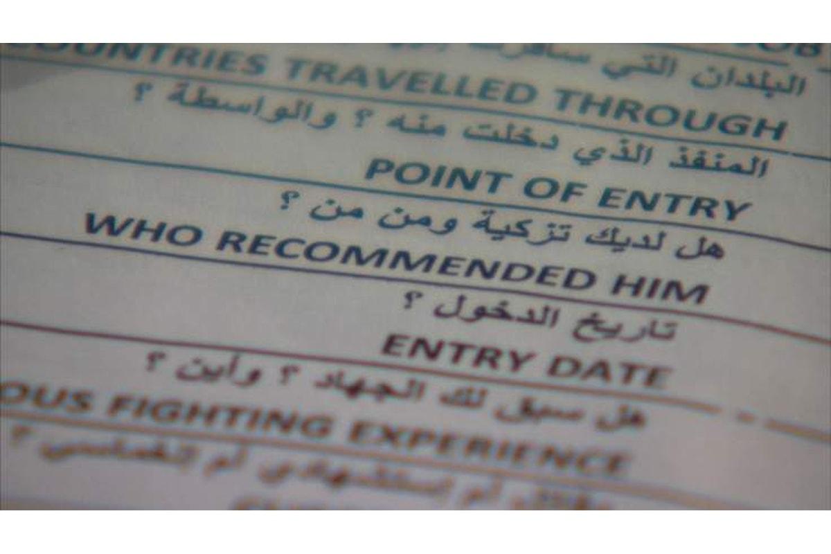 Rivelati i nomi di 22 mila aderenti all'Isis