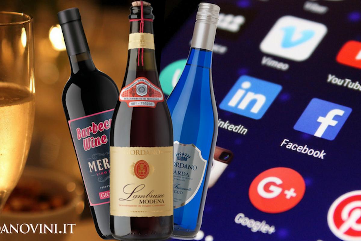 Social Network e Vino? Matrimonio possibile! Scopri le nostre etichette più Social!