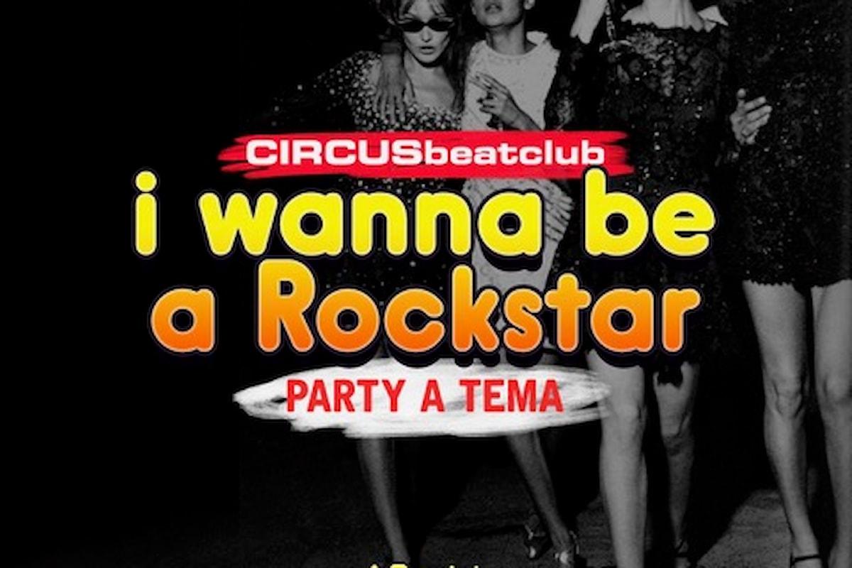 Circus Beatclub Brescia: 20/10 I Wanna Be a Rockstar!